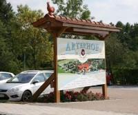 Stellplatz am Camping Arterhof