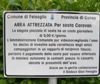 Area Camper Givanni Paolo II