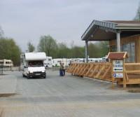Motorhome Port Café Eiderblick