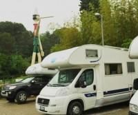 Parcheggio Camper Collodi