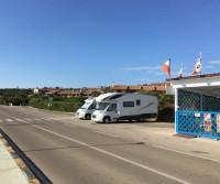 Parcheggio Cala Reale - La Rosa