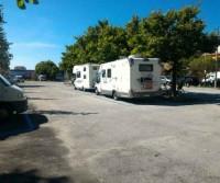 Area camper Senigallia