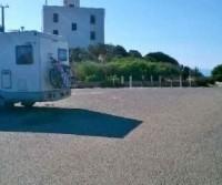 Parcheggio Faro Capo Comino
