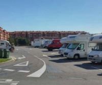 Area di sosta a Oviedo