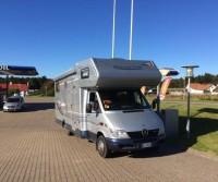 Camper service Hanstholm