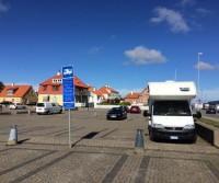 Parcheggio municipio Skagen