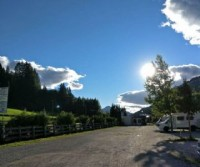 Area Sosta e Parking camper