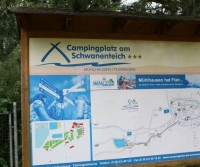 Campingplatz am Schwanenteich