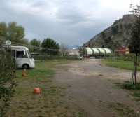 Camping Legjenda