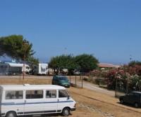 Sosta camper Trinacria