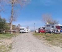 Area camper Bianco