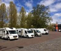 Parking Burgemeester Berghuisplein