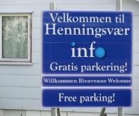 Henningsvær bobilparkering