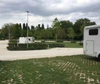 Area camper Abbadia di Fiastra
