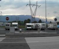 Sosta Camper Bolzano