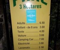 Camping U Monte Cinto