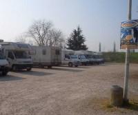 Area di sosta a Sabbioneta