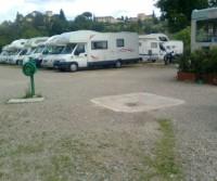Area sosta Firenze Social Camper