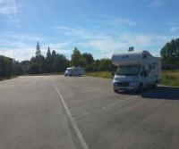 Area Sosta Camper Mesola