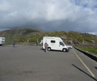 Ring of Kerry Lookout and Car Park