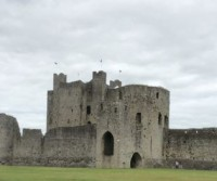 Trim Castle parking