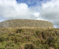 Grianan of Aileach parking