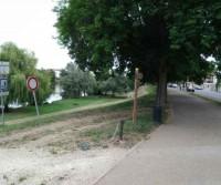 Area di sosta a Bergerac