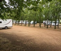 Aire du campingcar
