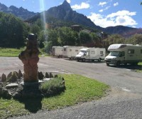 Area camper Paspardo