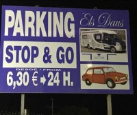 Parking Stop&Go Els Daus