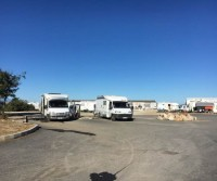 Aire Camping-Car Le Barcares