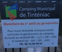 Camping Municipal Pont-à-l'Abbesse