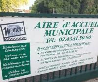 Air de accueil municipal