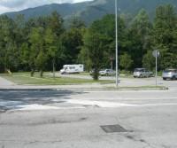 Area di sosta a Polcenigo
