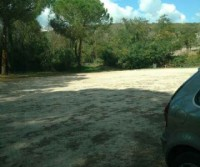 Parcheggio Abbazia di Fossanova