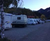 CamperPark Oberrammergau