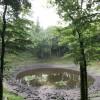 Parcheggio del cratere di Kaali