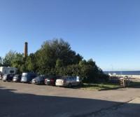 Parcheggio del Museo e porto
