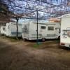 Area sosta camper Area camper L.G.P. Roma, 21/05/18