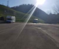 Area di sosta a Civitella di Romagna