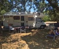 Parking auto e camper I Pini (Palombaggia)