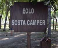 Eolo Sosta Camper