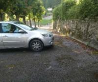 Parcheggio Calamecca