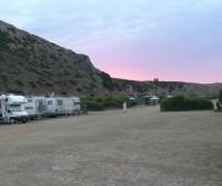 Area camper Cala Domestica