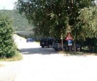 Parcheggio campagna di Caldaro