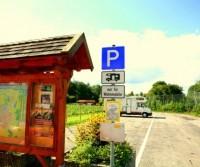 Wohnmobil Parkplatz