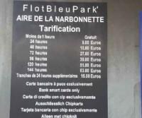 Aire de la Narbonnette