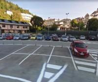 Parcheggio Pieve di Cadore