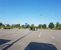 Parcheggio supermercato Bilka
