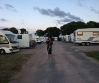 Aire de Camping-Car Plevenon